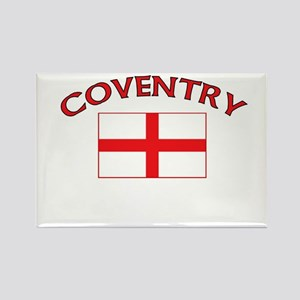 Coventry, England Rectangle Magnet
