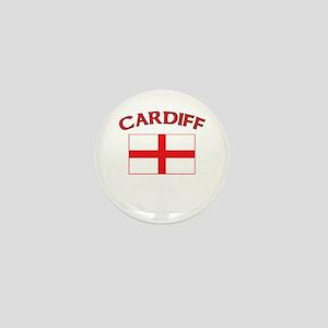 Cardiff, England Mini Button