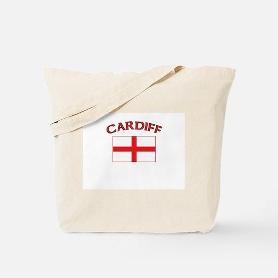 Cardiff, England Tote Bag