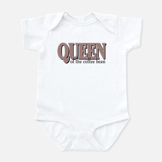 Queen of the Bean Infant Bodysuit