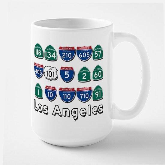 I-405 Large Mug