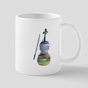 Violin Mugs