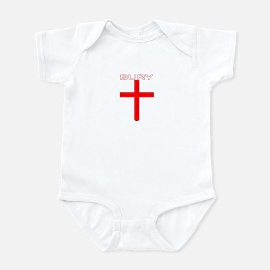 Bury, England Infant Bodysuit