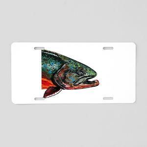 SO VIVID Aluminum License Plate