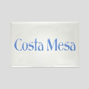Costa Mesa Rectangle Magnet