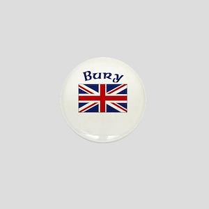 Bury, England Mini Button