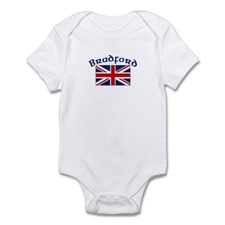 Bradford, England Infant Bodysuit
