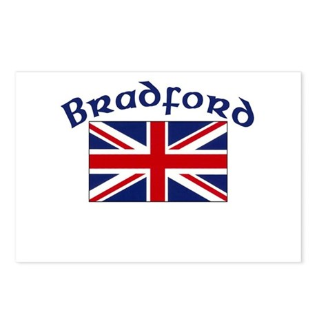 Bradford, England Postcards (Package of 8)