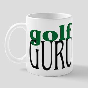 Golf Guru Mug
