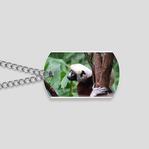 Profile of a Safika Lemur Dog Tags