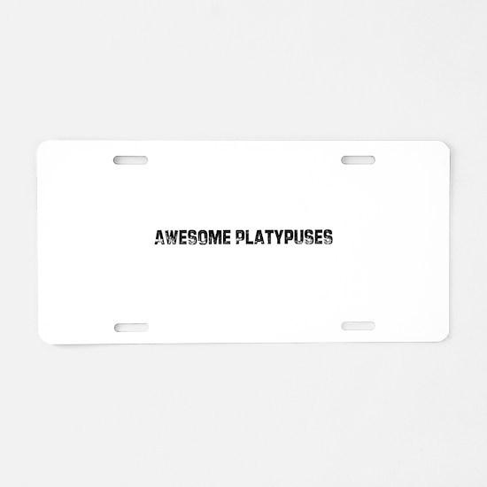 I1203060211450.png Aluminum License Plate