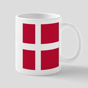 Flag of Denmark Mugs