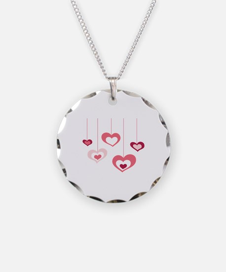 Valentine Hearts Necklace
