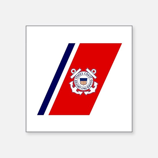 Coast Guard<BR> Sticker 2 Sticker