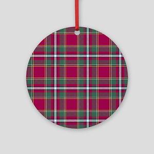 Tartan - Drummond of Perth Ornament (Round)