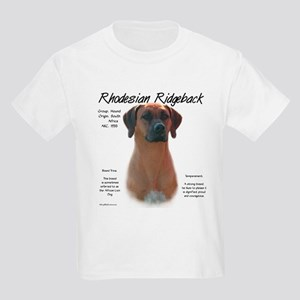 Rhodesian Ridgeback Kids Light T-Shirt