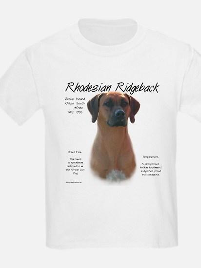 Rhodesian Ridgeback T-Shirt