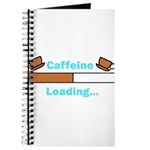 Caffeine Loading (Mugs) Journal