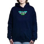 Scare Teenage Daughter! Hooded Sweatshirt