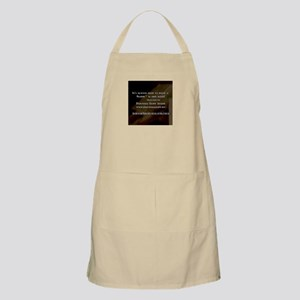 Always Good in Bundehood BBQ Apron