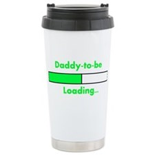 Daddy-to-be Loading... Travel Mug