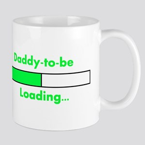 Daddy-to-be Loading... Mugs
