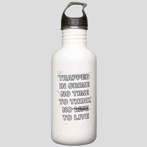 Trapper Stainless Water Bottle 1.0L