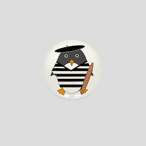 Claude The Penguin Mini