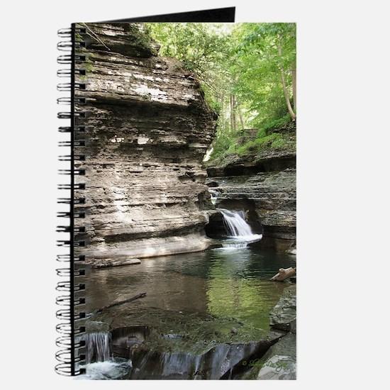 Buttermilk Falls Journal