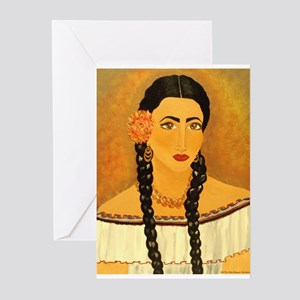 Frida inspired Greeting Cards (Pk of 10)