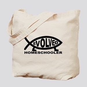 Evolved Homeschooler Tote Bag
