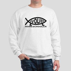 Evolved Homeschooler Sweatshirt
