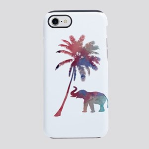 Palm And Elephant iPhone 7 Tough Case