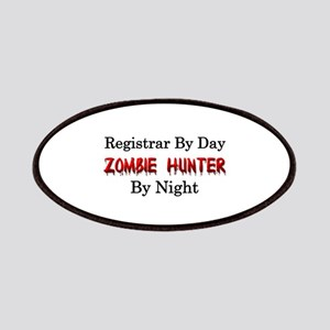 Registrar/Zombie Hunter Patches