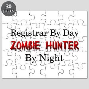 Registrar/Zombie Hunter Puzzle