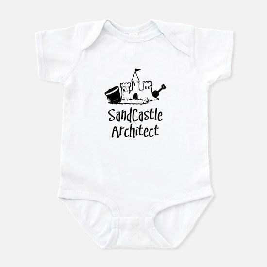 Sandcastle Architect Infant Bodysuit