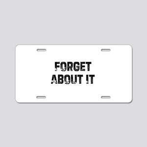 I0312071927009 Aluminum License Plate