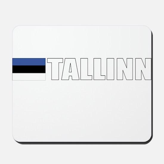 Tallinn, Estonia Mousepad