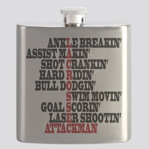 Lacrosse AWorded Flask