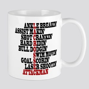 Lacrosse AWorded Mugs