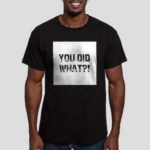 I1206060404175 Men's Fitted T-Shirt (dark)
