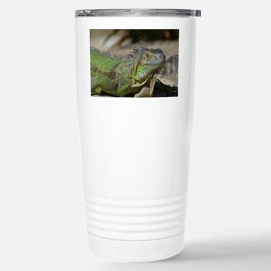 Iguana! Stainless Steel Travel Mug