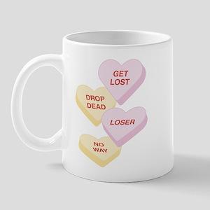 Get Lost Loser Mug