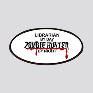 Zombie Hunter - Librarian Patches