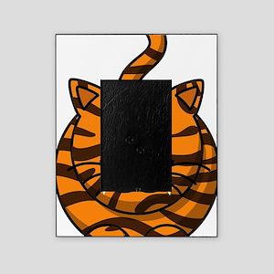 Tiger Cat Picture Frame