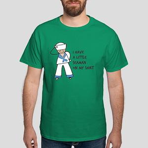 I Have A Little Seaman On My Shirt T-Shirt