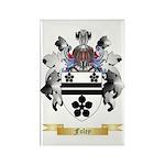 Foley Rectangle Magnet (100 pack)