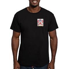 Foi Men's Fitted T-Shirt (dark)