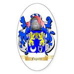 Fogarty Sticker (Oval 10 pk)