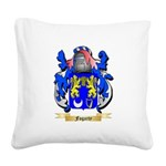Fogarty Square Canvas Pillow